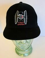 Disney Parks Star Wars Galaxys Edge First Order 709 Adjustable Cap Hat