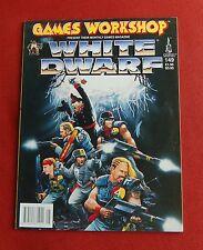 White Dwarf Magazine 149 - May 1992 - Space Hulk, Warhammer 40K, Epic Orks
