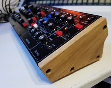 BEHRINGER MODEL D SOLID OAK REPLACEMENT END CHEEKS MOOG BOOG