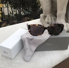 3a2086623680a Dior Brown Women s Cat Eye Sunglasses for sale