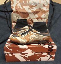 Nike Hypervenom Phantom II  FG Camo Pack LIMITED EDITION Soccer Cleats(US 9.5)