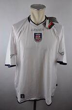 FSV Frankfurt Trainings Shirt Trikot Gr. XL Legea weiß Sport Fußball