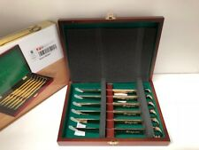 Snap on Tools collectibles Gold Box Wrench Steak knife set