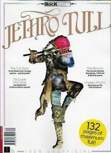 JETHRO TULL - THE FULL STORY - CLASSIC ROCK MAGAZINE PLATINUM SERIES