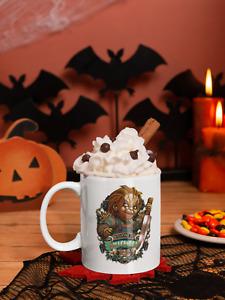 Personalised Halloween Horror mugs