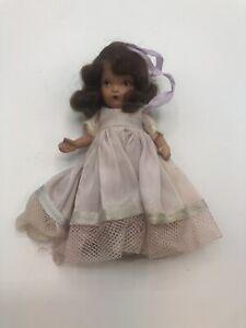 Vintage Judy Ann Doll (Silver Slippers)