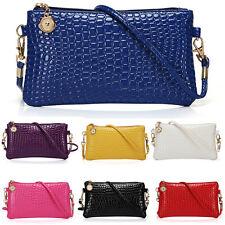 Women Girl's Mini Cross Body Messenger Shoulder Bag Mobile Phone Purse Handbag