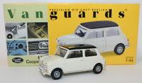 Vanguards 1/43 Scale Diecast VA25005 - Mini Cooper S - Cream