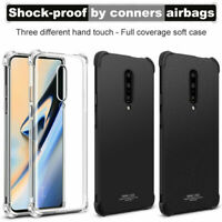 For OnePlus 7 Pro Genuine IMAK Airbag Slim Corner Soft TPU Cover Case
