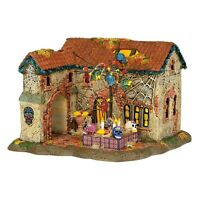 Day of the Dead House Dept 56 Snow Village Halloween 6003161 haunted spooky Z