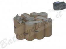 Batteria per trapano Festool BP 12 T 12 V Ni-Mh 3000 mAh. kit AUTO INSTALLAZIONE