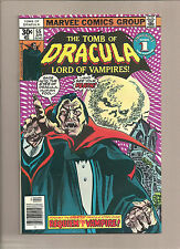 MARVEL COMICS;  THE TOMB OF DRACULA  #55  NICE HIGH GRADE ISSUE!!!!!