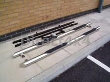 VW T5 Swb Transporter Van Caravelle Side Bars And Steps Exterior Sus304 S/S
