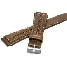 Bracelet de Montre SEIKO marron foncé 18 mm - H4-04
