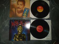 "Freddie Mercury Love Kills QUEEN Rare Vinyl 12"" plus  Metropolis Soundtrack"