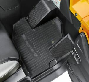 2012-2021 Genuine Kawasaki TERYX4 Front Floor Mat Set TX750-064