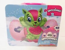 NEW  Hatchimals Surprise 48 Piece Puzzle Tin Spinmaster Toy Gift