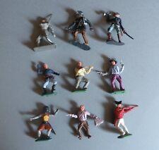 Britain Timpo - Crescent Toys 9 soldatini anni '60