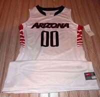 nwt ARIZONA wildcats NCAA basketball JERSEY medium M womens HYPER ELITE nike NEW