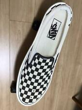 Santa Cruz Vans Skateboard Complete Slip On Sneaker Design