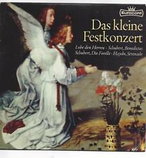 Knabensopran Thomas Schulze : Lobe Den Herren - Schubert Benedictus
