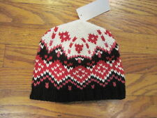Old Navy Infant Baby Girl's 0-3 Months Knit Hat/Cap - NWT - Soft and Cute!