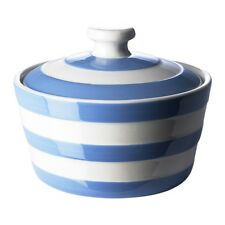 Cornish Blue Covered Butter Dish by T.G.Green Cornishware