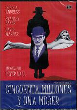 Cincuenta millones y una mujer (Perfect Friday) (DVD Nuevo)