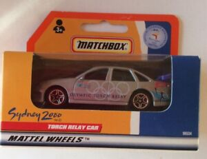Matchbox Holden Commodore  Sydney 2000 Olympics Torch Relay Car