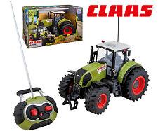 R/C Traktor CLAAS Axion Maßstab 1:16  850   großer Traktor mit Fernbedienung