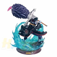 Anime Naruto Hoshigaki Kisame Statue Model Collection Action Figure Kid Toy PVC