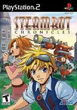 STEAM BOT CHRONICLES PLAYSTATION 2 GAME PS 2 GIOCO NUOVO SIGILLATO