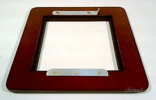 """1  ADAPTER 8""""x 8""""RC TO DEARDORFF 11x14 to 5.5x5.5"""" SINAR  BOARDS,  with Aluminum"""