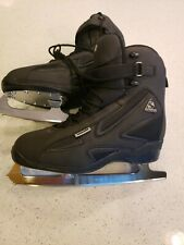 Jackson Ultima Softec Elite S 00004000 T3502 Men's Black IceSkates 10 Ultima Mark Iv Blade