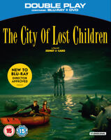 The City of Lost Children DVD (2016) Ron Perlman, Caro (DIR) cert 15 2 discs