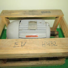 WEG BL218145T Electric Motor 2HP 3ph