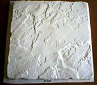 "18x18x1.5"" Concrete Mold Makes Castle Stone Tile Paver, Steppingstones FAST SHIP"