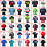 2021 Mens Team Cycling Jersey Cycling Short Sleeve Top Bike Shirt Bicycle Jersey