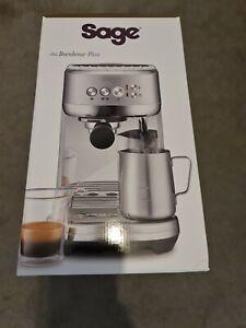 SAGE The Bambino Plus Espresso Coffee Machine - SES500BSS4GUK1