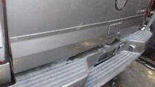 02 03 04 05 06 Cadillac Escalade Rear Lift Gate Lower Trim Cladding Pewter