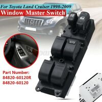 Electric Master Power Window Switch For Toyota Land Cruiser 100 Series 1998~2009