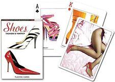 Zapatos Moda y Fantasía Set de 52 Juego Cartas + Bromistas ( Gib )