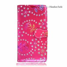 FOR NOKIA LUMIA 630 /635 PU LEATHER CARD POCKET MAGNETIC FLIP CASE COVER