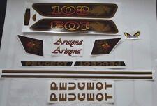 Kit autocollant peugeot 103 Arizona  MOB061