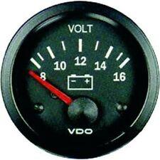 Motorrad Voltmeter Vision 52MM/8-16V Voltmesser