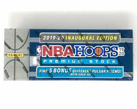 2019-20 NBA Hoops Premium Stock Basketball Factory Set Exclusive + 5 Bonus Prizm