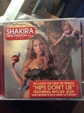 Oral Fixation, Vol. 2 [Bonus Track] by Shakira (CD, Mar-2006, Sony/Epic)
