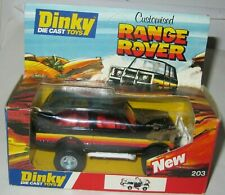 DINKY TOYS - 203 CUSTOMISED RANGE ROVER MIB MINT/PERFECT