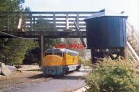 PHOTO  1994 DOBWALLS THE MINIATURE RAILWAY TO ADD AUTHENTICITY TO THE SCENE THER