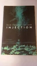 Injection #1 first edition October 2015 Ellis Shalvey Bellaire Mint Unread